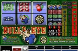 Tragamonedas de casino Bulls Eye