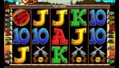 Imagen de la tragamonedas de casino Gold Strike