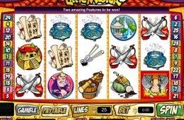Casino slot Little Master no deposit