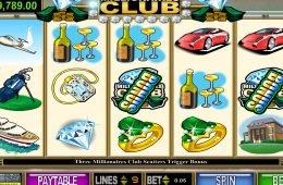 Imagen de la tragamonedas gratuita Millionaires Club II