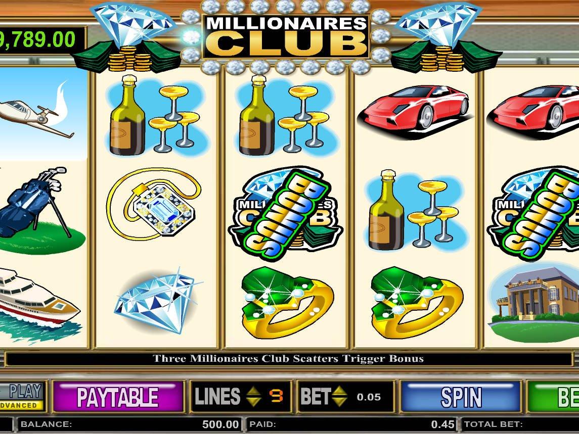 Casino Club Gratis Tragamonedas