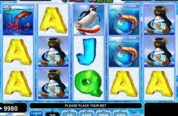 Tragamonedas de casino Penguin Style