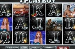 Máquina tragamonedas Playboy en línea