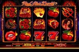 Juega la tragaperras en línea Red Hot Devil