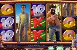 Juega la divertida tragamonedas en línea Weekend in Vegas