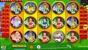 Imagen de la máquina tragamonedas Wolrd Soccer