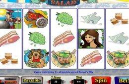 Tragaperras en línea Caesar Salad