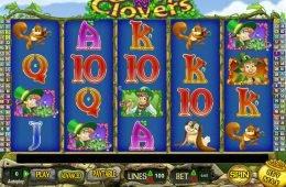 Juego gratis de casino Cash N' Clovers