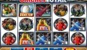 Máquina tragaperras Cricket Star
