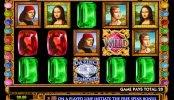Tragamonedas en línea Da Vinci Diamonds