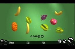 Tragaperras no descargable Fruit Warp