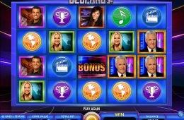 Tragaperras gratis Jeopardy en línea