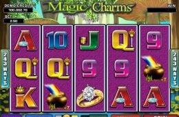 Tragaperras en línea gratis Magic Charms