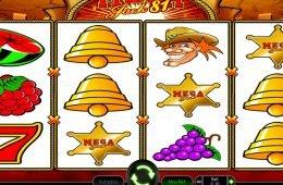 Tragaperras de casino Mega Jack 81