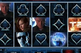 Tragamonedas gratis en línea Terminator 2