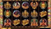 Throne of Egypt free slot machine