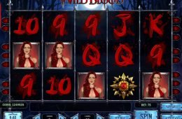 Tragamonedas de casino Wild Blood