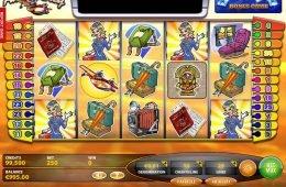 Tragaperras de casino Amber Sky