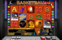 Tragaperras online gratis Basketball