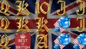 Tragaperras de casino Best of British