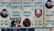 Juega gratis la tragamonedas online Captain America