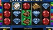Imagen de la máquina tragamonedas Cool Diamonds II