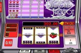 Juego de casino online gratuito Diamond Jackpot