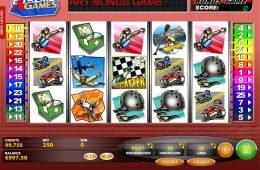 Máquina tragamonedas de casino Extreme Games