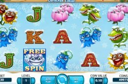 Juego gratis de casino, Flowers: Christmas Edition