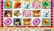 Juega la tragamonedas online Geisha Story