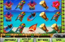 Juega gratis Hawaii Vacation, de Spinomenal