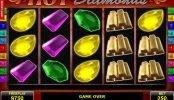 Tragaperras de casino Hot Diamonds
