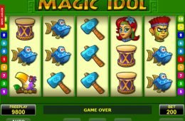 Juego de casino Magic Idol