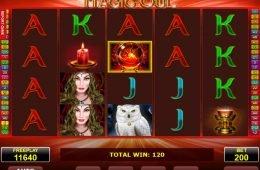 Máquina tragamonedas de casino sin depósito, Magic Owl