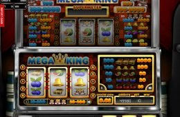 Juego de casino gratis por diversión Mega King