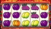 Juega gratis en la máquina tragaperras Red Hot Fruits sin depósito