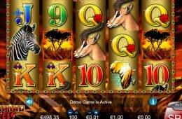 Tragaperras de casino gratis Roaming Reels