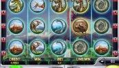 Tragaperras de casino, Slotsaurus en línea