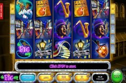 Tragamonedas de casino, The Big Easy