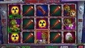 Juega la tragamonedas en línea Zombie Slot Mania