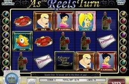Haz girar el juego de casino As the Reels Turn 2