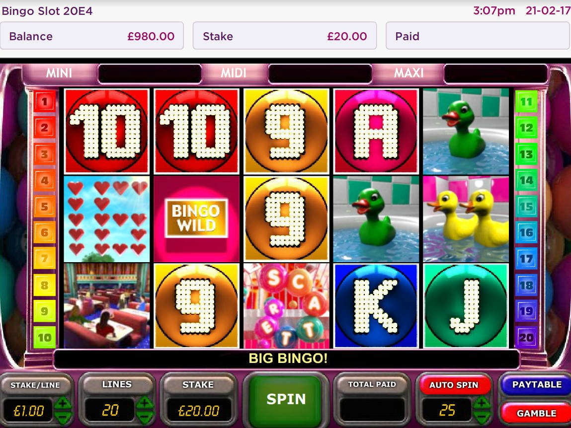 Slots and bingo sites in tucson