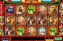 Juego gratis no descargable Chinese New Year