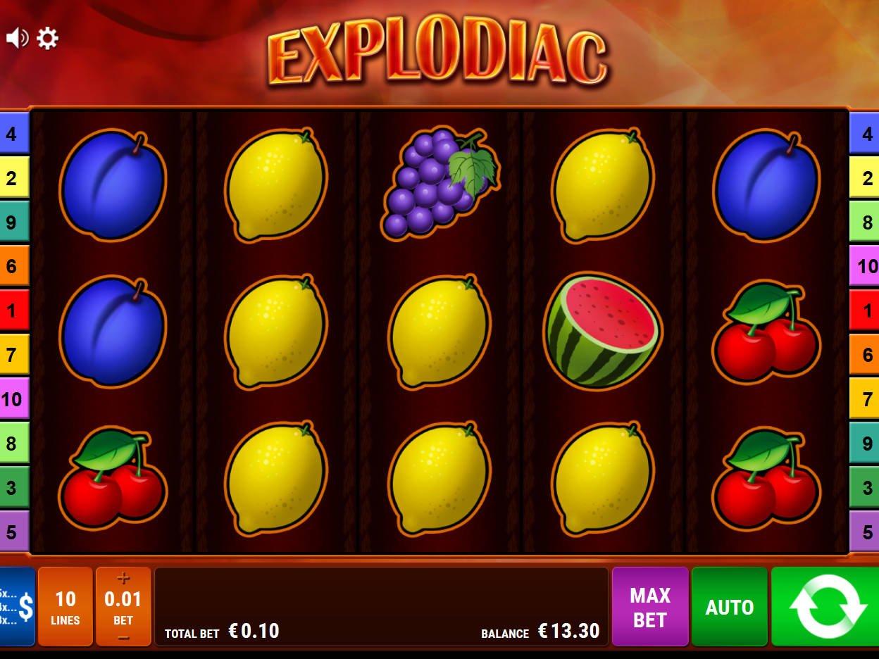 explodiac casino