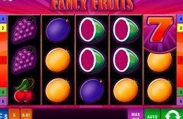 Máquina tragaperras online por diversión Fancy Fruits