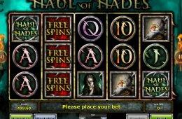 Tragaperras gratis por diversión Haul of Hades