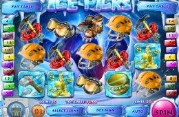Haz girar la máquina tragaperras online Ice Picks