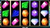 Juega la tragamonedas online gratuita Jackpot Diamonds