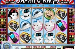 Imagen del juego de casino online Japan-O-Rama