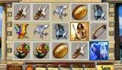 Máquina tragamonedas de casino Legends of Greece